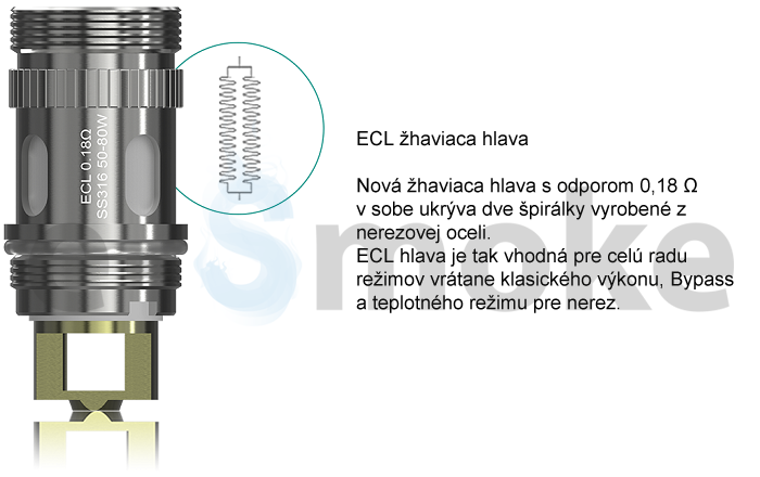 Eleaf-iSmoka iJust S (www.e-smoke.sk)
