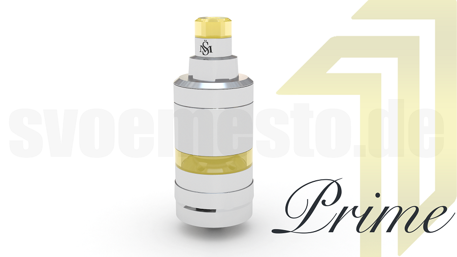 PEI Tank Kit for Kayfun Prime at e-smoke vape shop