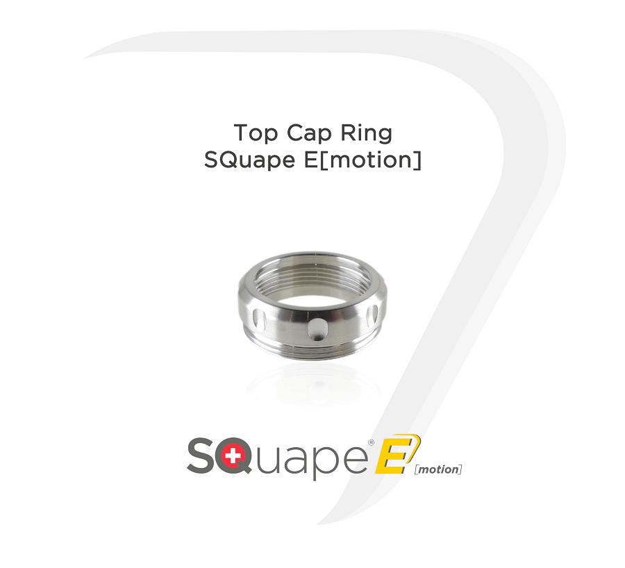 Top Cap Ring SQuape E[motion] at e-smoke vape shop