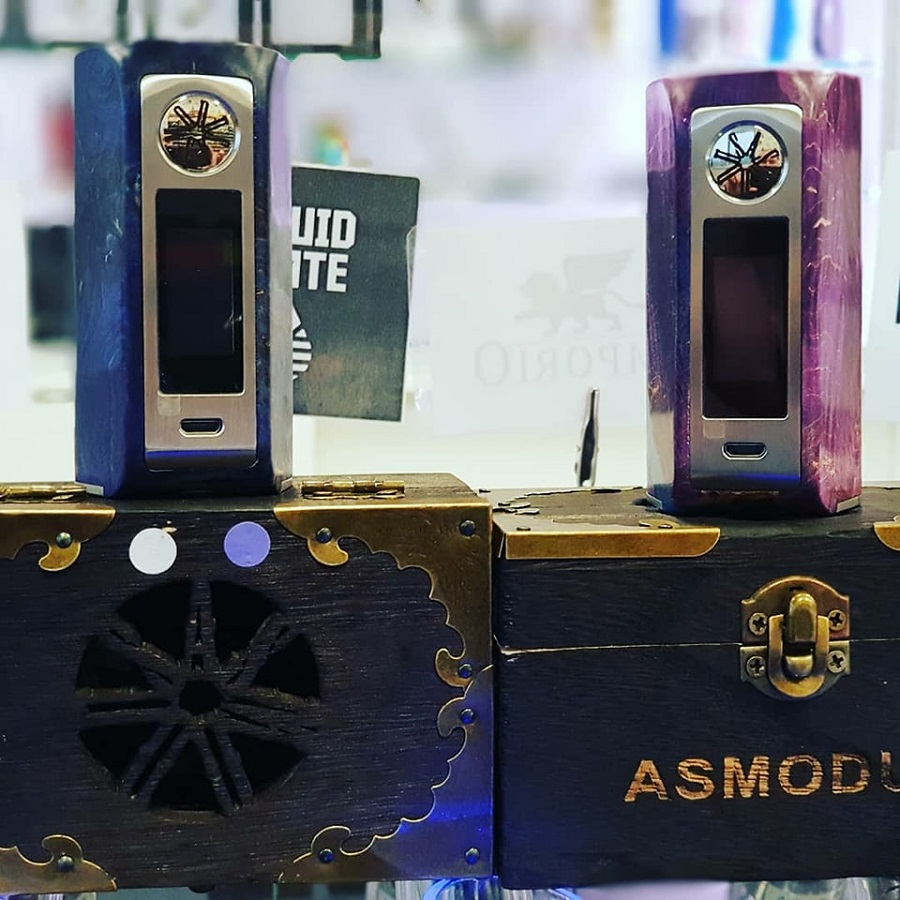 asMODus Minikin V2 KODAMA at e-smoke vape shop