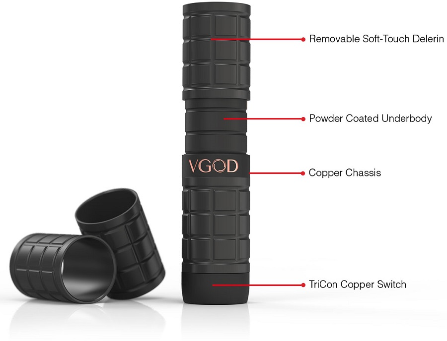 VGOD PRO Mech2 Kit at e-smoke vape shop